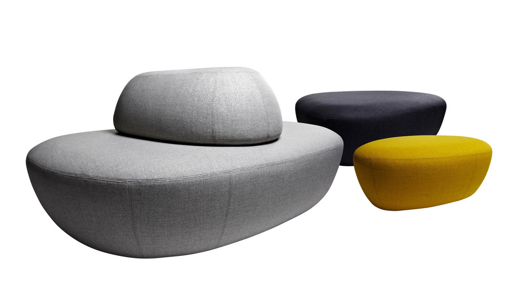 Sisters Pouf LARGE -   $1,682 LIST