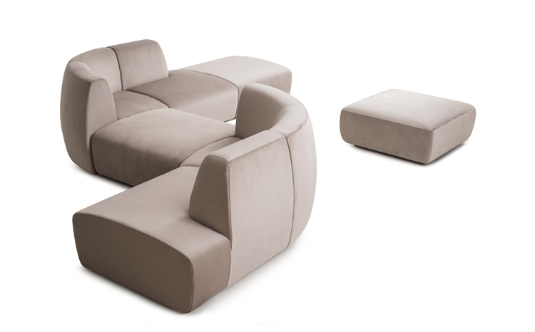 NEW!! Infinity Modular Sofa -  $6,590 LIST, as shown