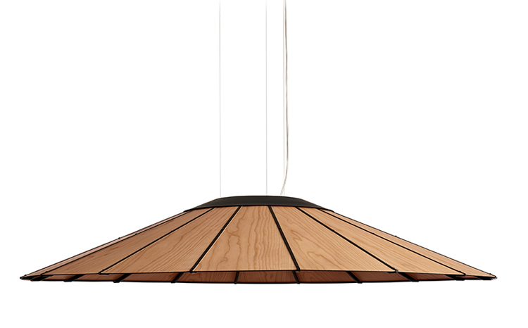 "Banga LARGE Pendant, 47.2""D -  $5,350 LIST"