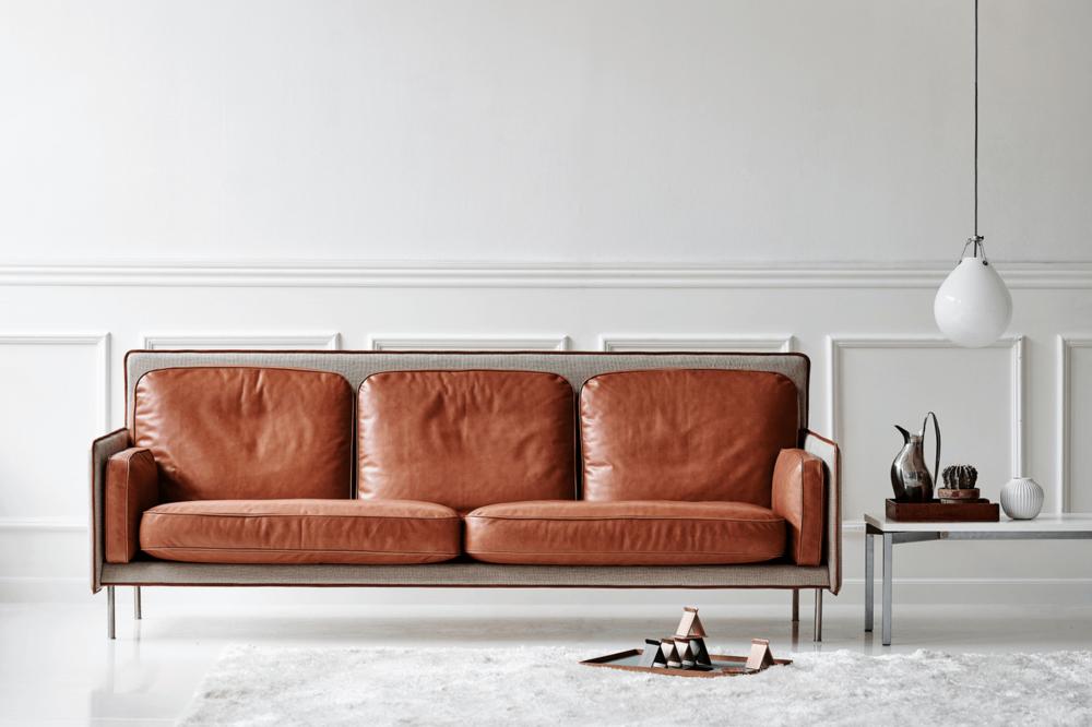Hector sofa by Erik Jorgensen