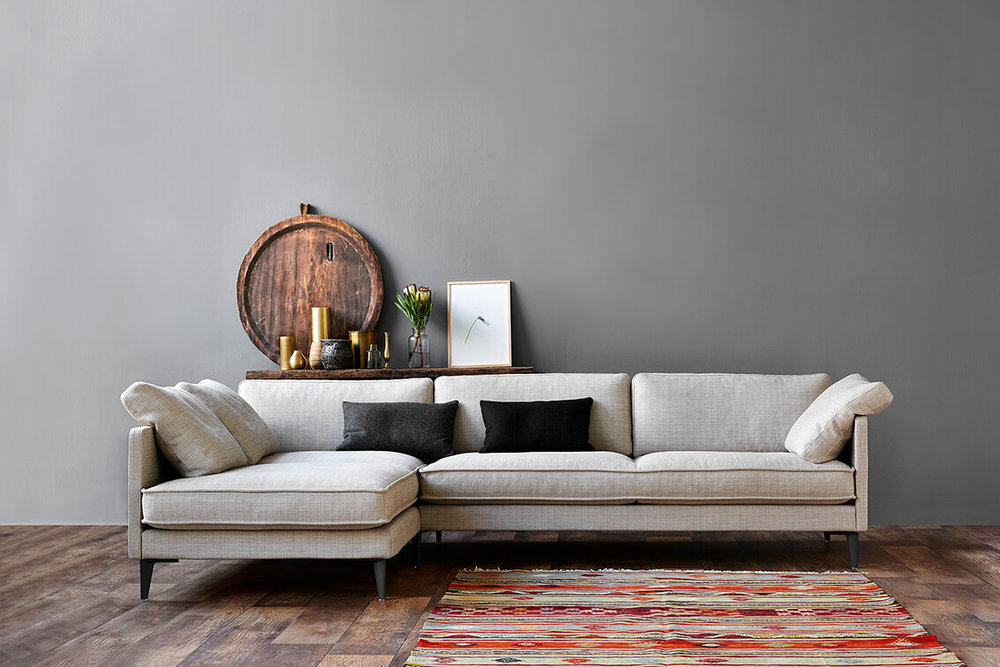 EJ295 Sectional Sofa by Erik Jorgensen