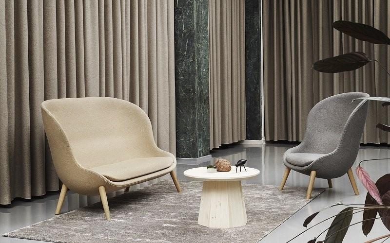 Hygge Lounge chair by Normann Copenhagen