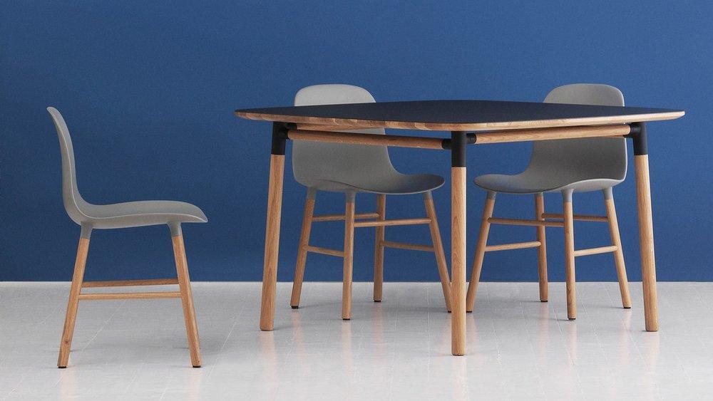 Form Dining chair from Normann Copenhagen