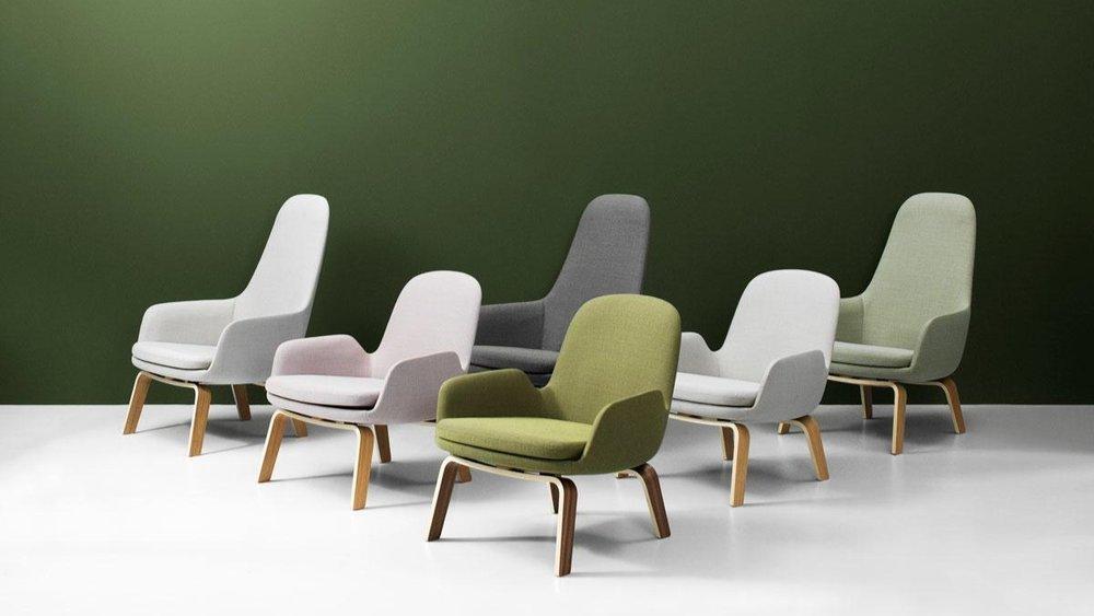Era Lounge series from Normann Copenhagen
