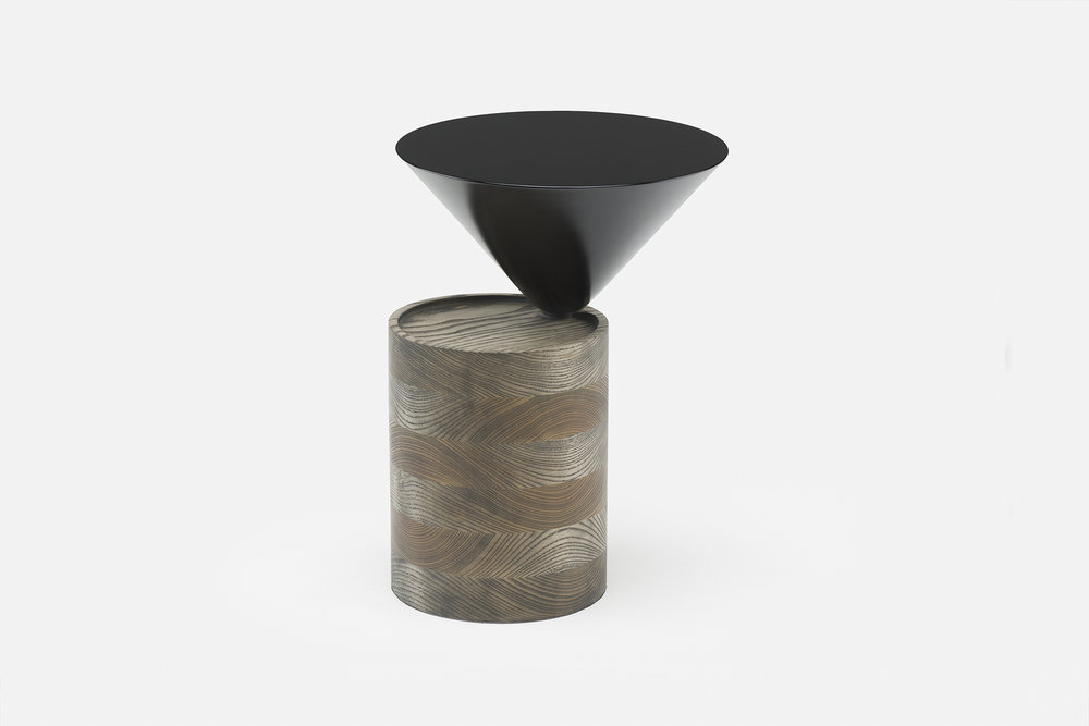 Laurel Side table by Luca Nichetto,  starting at $1,220 List