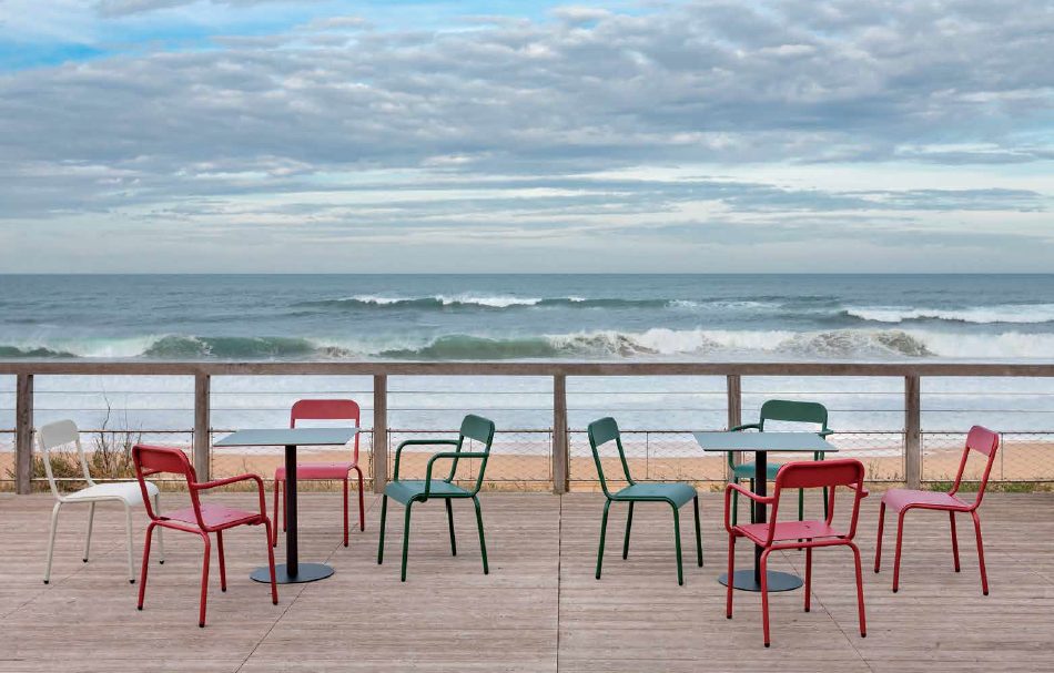 Rimini Chair by Isimar Outdoor