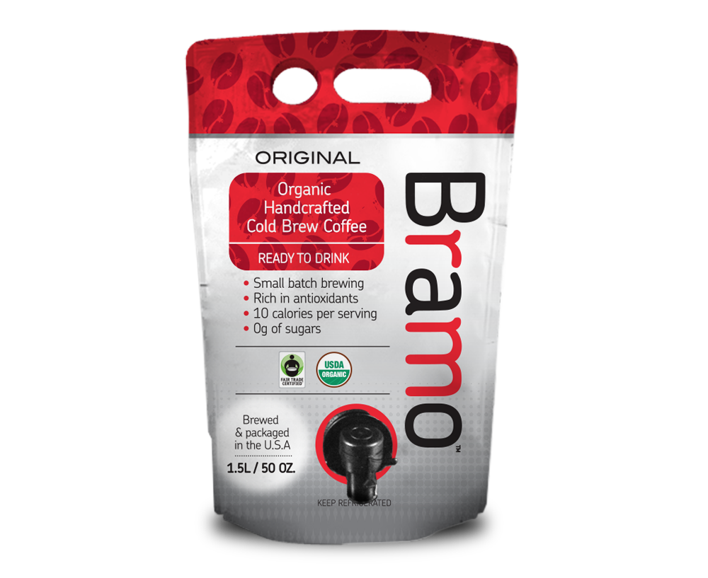 Bramo Original Black 1.5L