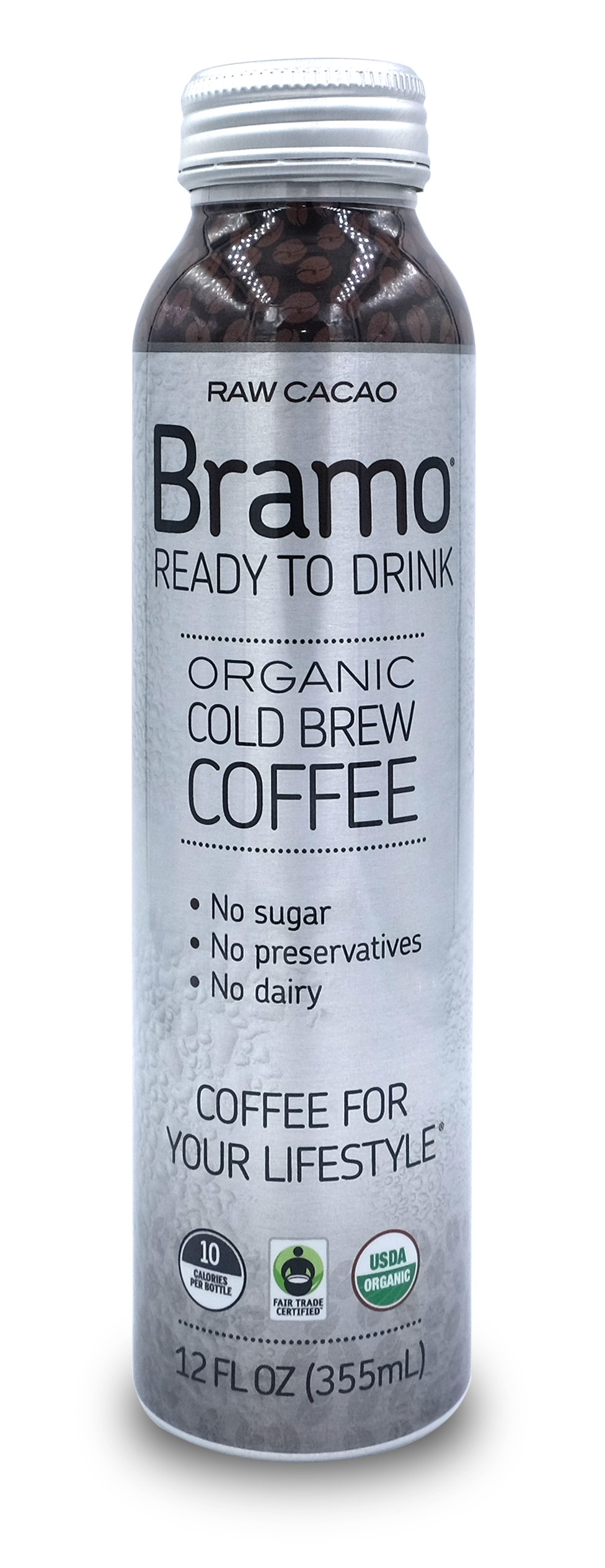 Bramo Raw Cacao 12Fl oz