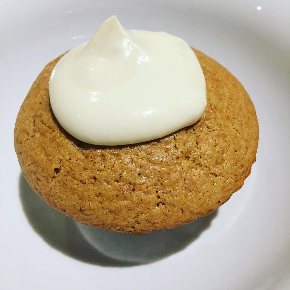 Yoghurt cake cupcakes