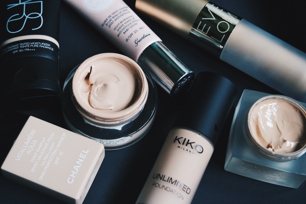 THAT GRACE GIRL | BEST OF BASE : CREAM & LIQUID FOUNDATIONS