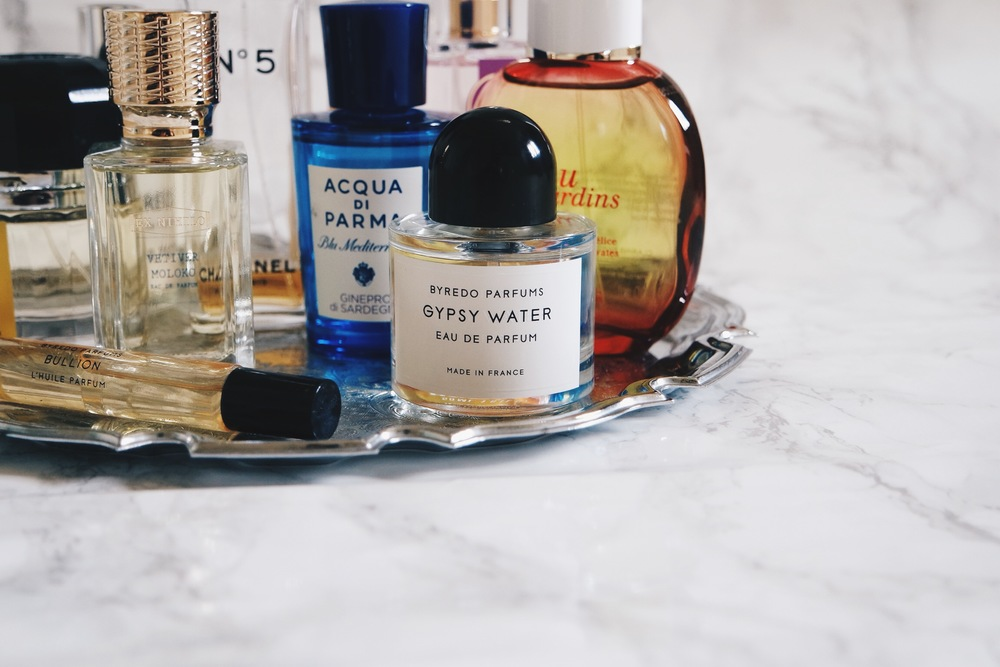 THAT GRACE GIRL | HEAVEN-SCENT SUMMER : A SEASONAL PERFUME WARDROBE