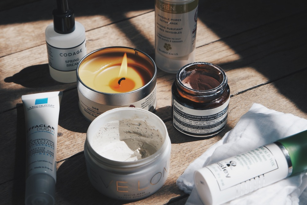 THAT GRACE GIRL | THE SKINCARE DETOXES