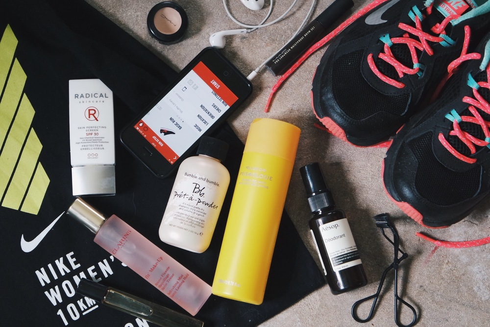 THATGRACEGIRL | 10 ESSENTIALS : THE GYM BAG BEAUTY EDIT