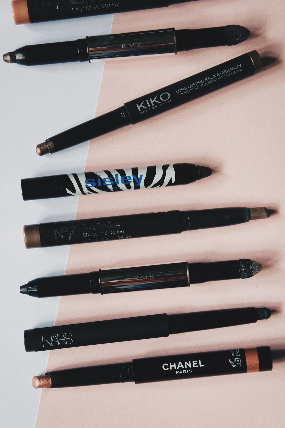THATGRACEGIRL  BEST OF : EYESHADOW PENCILS
