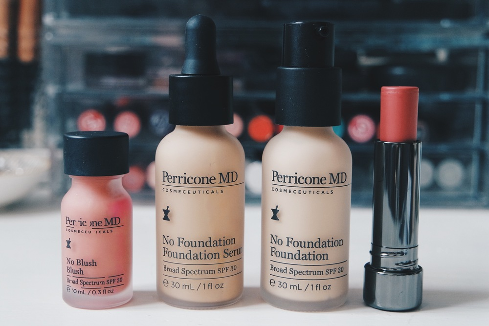 THATGRACEGIRL | MAKEUP WITH BENEFITS : PERRICONE MD