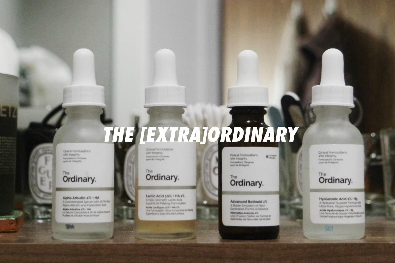 THE [EXTRA]ORDINARY