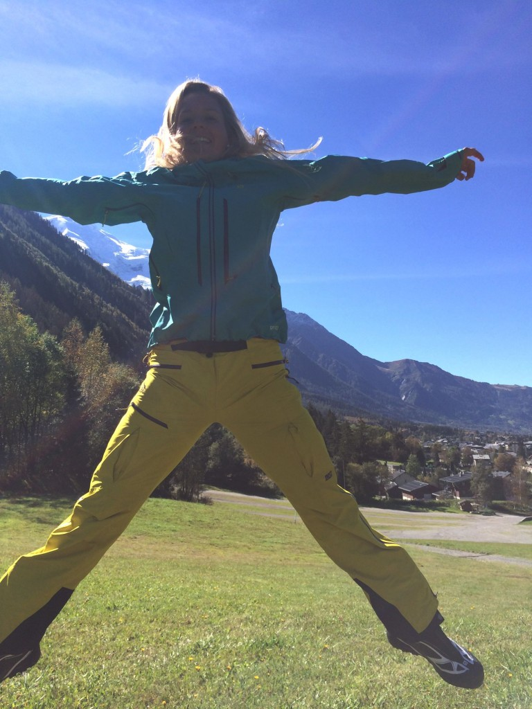 X ALP Salomon Outdoor, Sophie Radcliffe