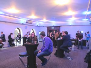 Investor Speed Networking