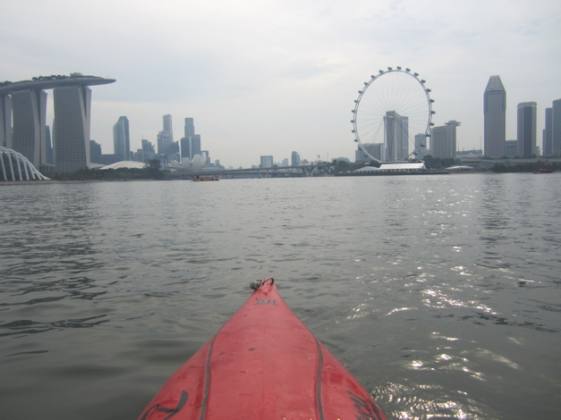 My ideal sightseeing tour of Singapore