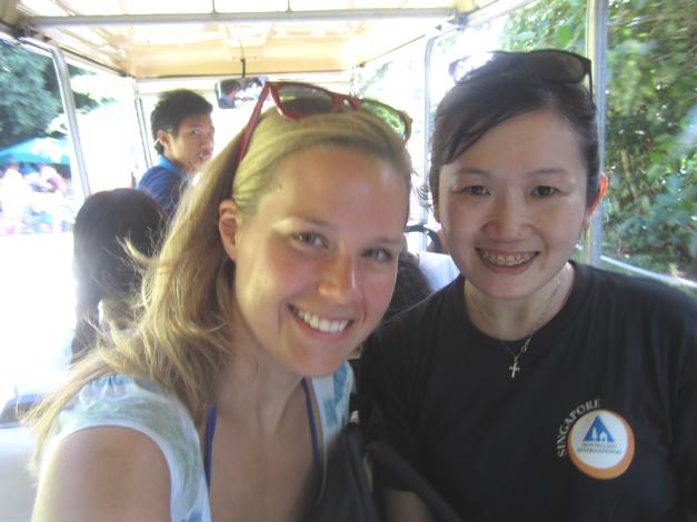 Challenge Sophie and Josephine Woo