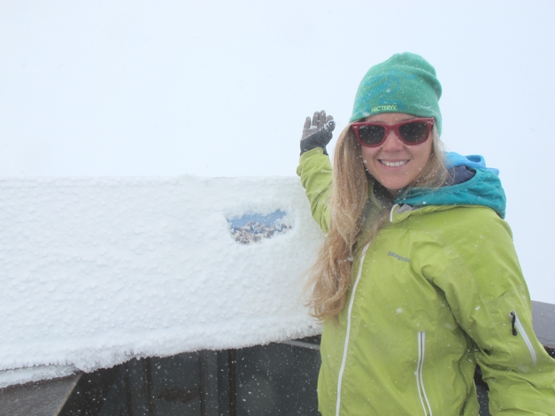 Weather in Chamonix