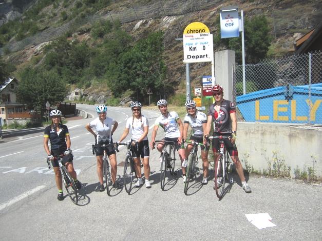 Chamonix Alpine Endurance Crew