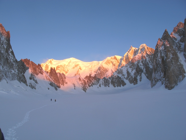 Alpine Dawn, Chamonix - the fuel of my dreams!