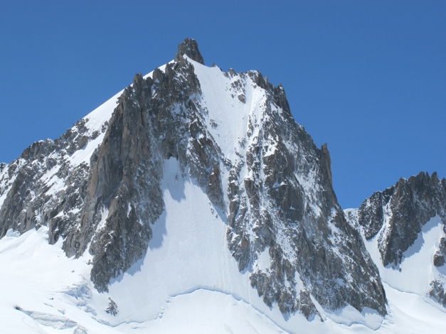 Le Tour Ronde, North Face