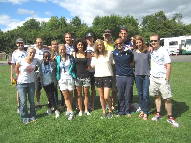 London Fields Triathlon Club takes on half ironman