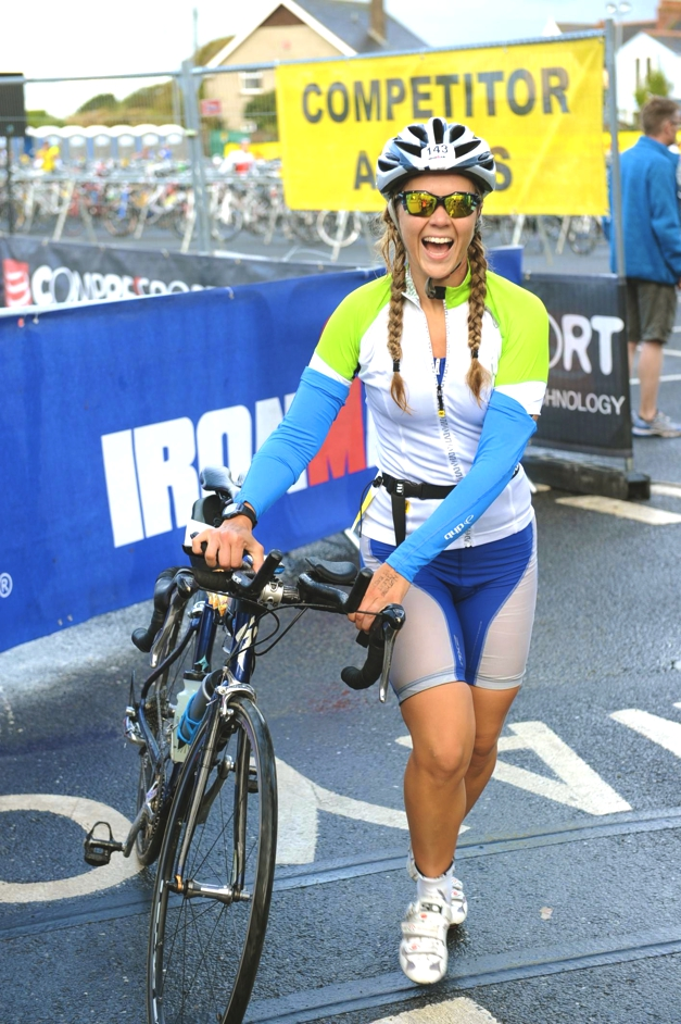 Ironman Wales, Transition, Bike Course