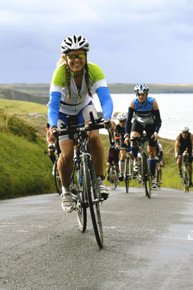 Ironman Wales, hilly bike course