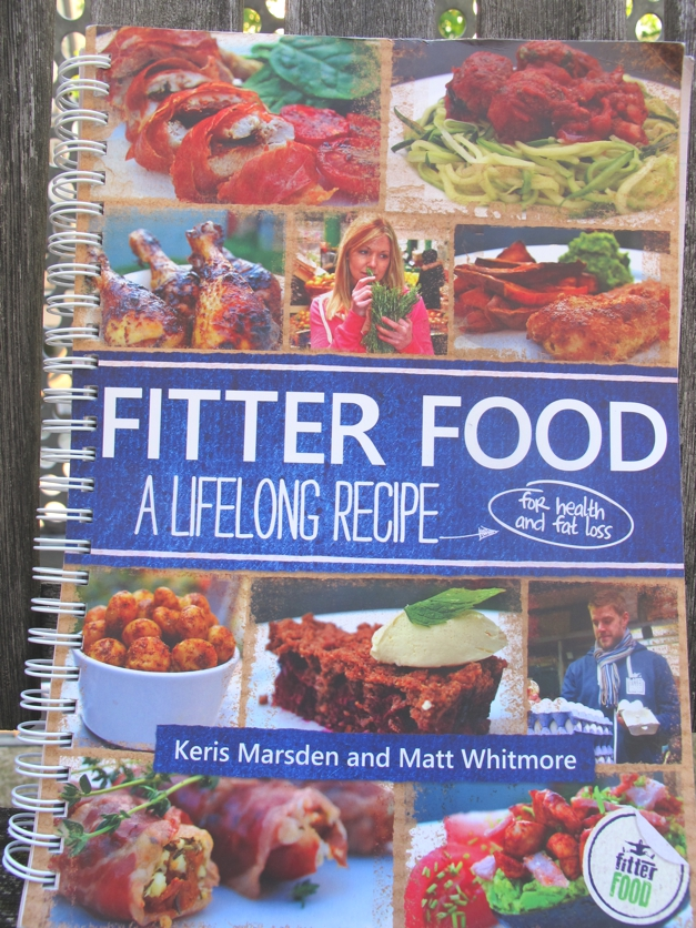 Fitter Food Cookbook
