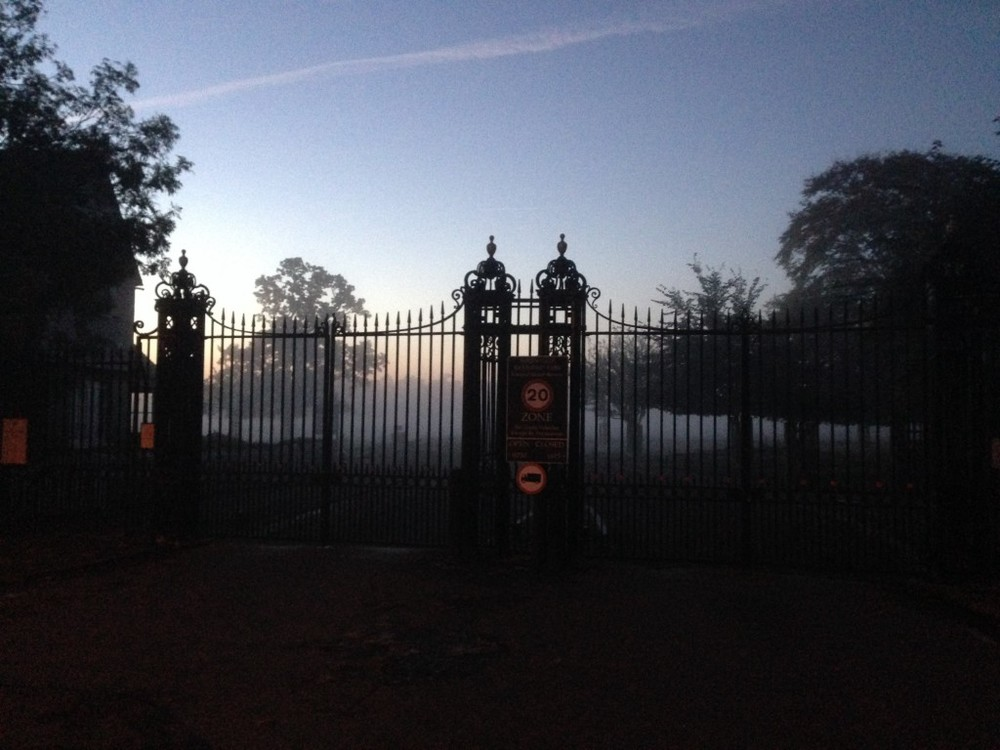 Gates of Richmond Park