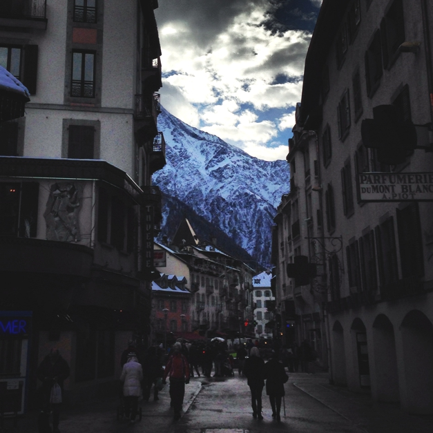 Heart of Chamonix