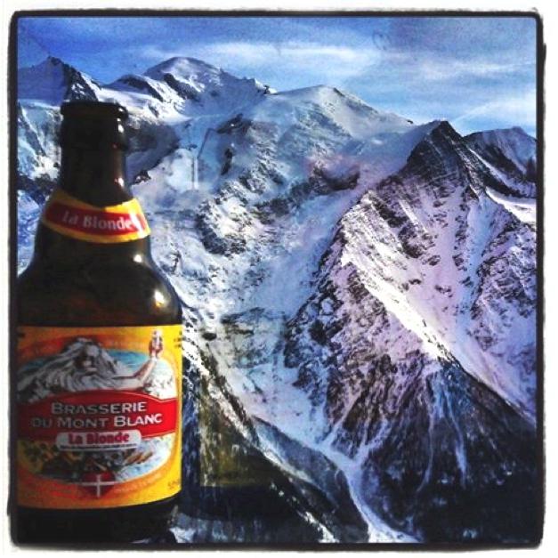 Mont Blanc Beer