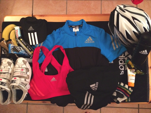 Sophie Radcliffe, Adidas Cycling