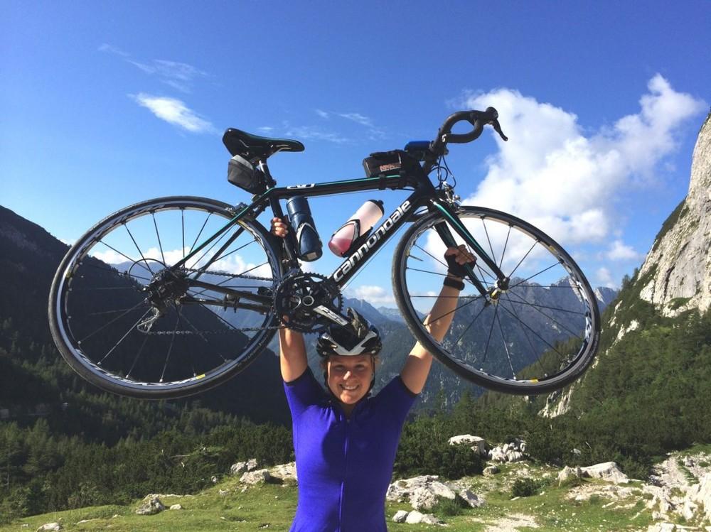 Alpine Coast to Coast Challenge Sophie