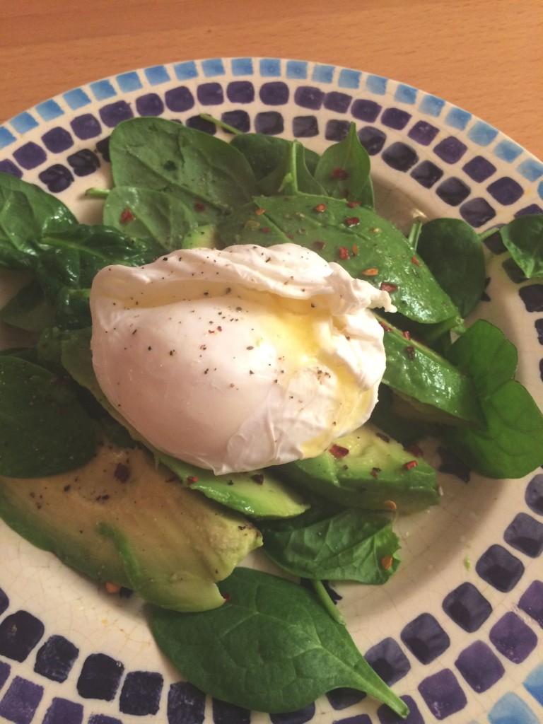 savoury breakfast paleo