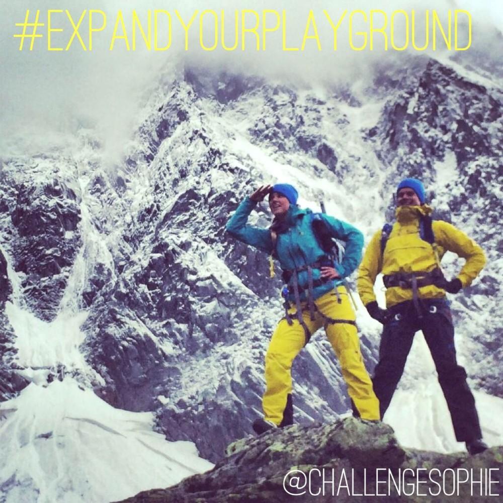 ExpandYourPlayground Salomon Outdoor X ALP