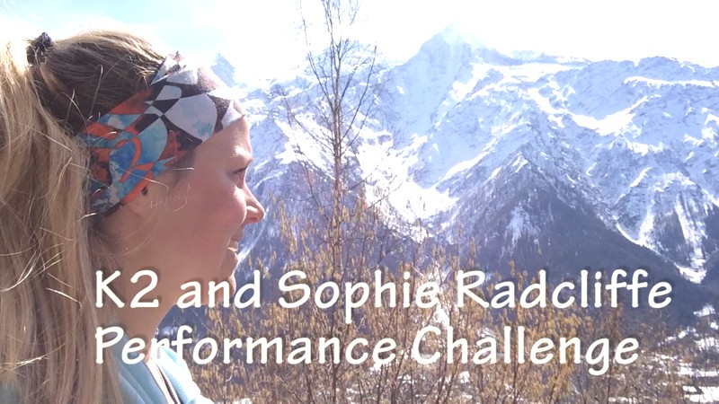 K2 and challenge sophieK2 and challenge sophie
