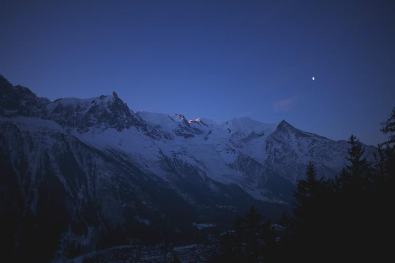 Vertical Kilometre Chamonix