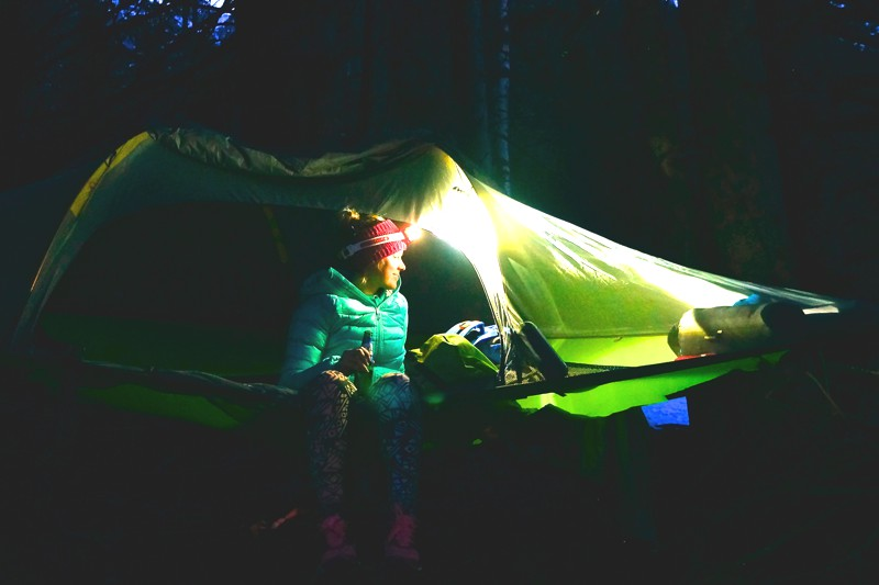 Sophie Radcliffe, Challenge Sophie - Tentsile