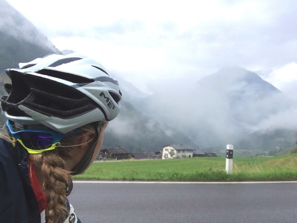 CYCLING THE TOUR DU MONT BLANC