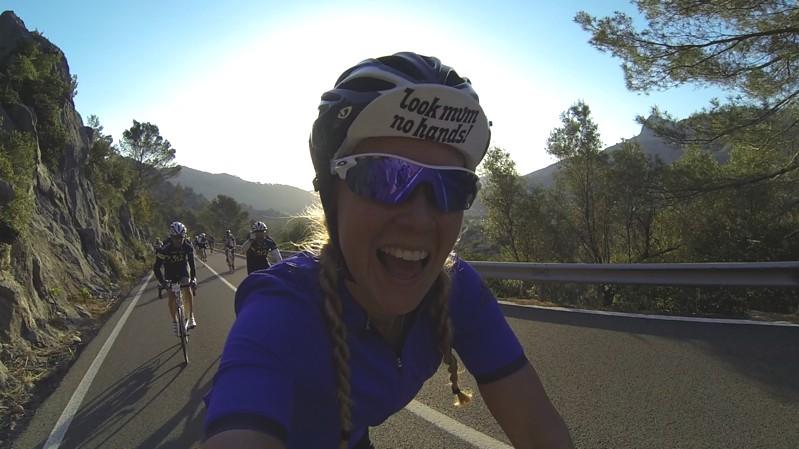Mallorca312 Challenge Sophie