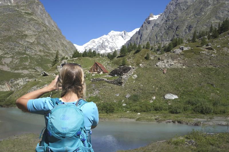 Chamonix to Courmayeur - Tour du Mont Blanc