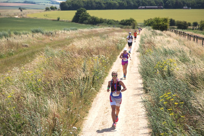 Race to the stones, ultramarathon, challenges sophie