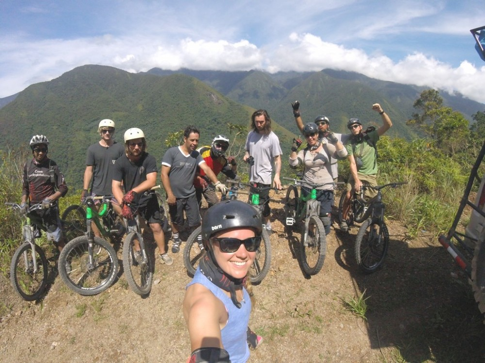 Mountain biking Bolivia South America Adventure. Next Stop Latin AmericaMountain biking Bolivia South America Adventure. Next Stop Latin America