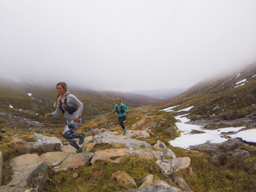 Trail Running, Scotland