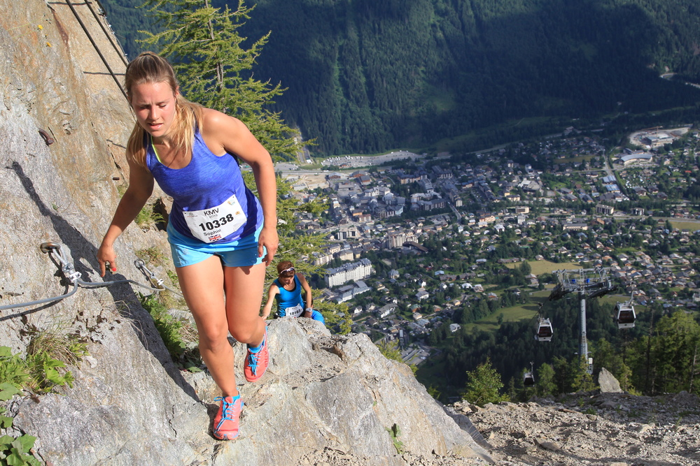 The Vertical KM Chamonix 2015