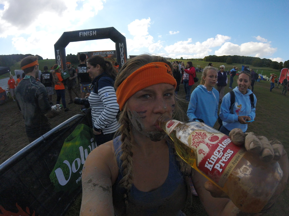 Tough Mudder 2015
